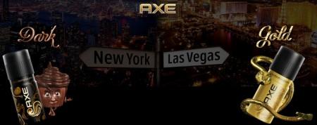 акция от AXE